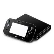 DecalGirl WIIU-SS-BLK DecalGirl Nintendo Wii U Skin - Solid State Black