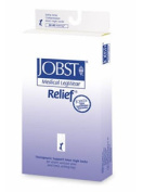 Jobst 114738 Relief 30-40 mmHg Closed Toe Knee Highs Unisex - Size & Colour- Black Large