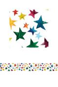 Carson Dellosa CD-108064 Sparkling Stars Straight Border