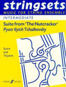 Alfred 12-0571516513 Suite from The Nutcracker - Music Book