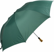 Haas-Jordan by Westcott 4305 150cm . Folding Golf Umbrella Pine