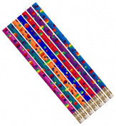 Musgrave Pencil Co Inc MUS2315D Colour Confetti 12Pk Pencil