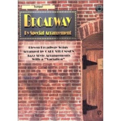 Alfred 00-0593B Broadway by Special Arrangement - Music Book