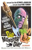 Liebermans MOV195638 Die Monster Die - Movie Poster 11x17