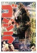 Hot Stuff Enterprise 8108-12x18-LM Godzilla Poster