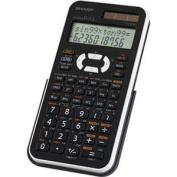 Sharp Electronics EL-520XBWH Scientific Calc W 390 Function