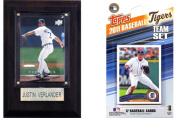 C and I Collectables 11TIGERSFP MLB Detroit Tigers Fan Pack