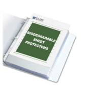 C-Line Products- Inc. CLI62617 Sheet Protectors- Top-load- 28cm .x8-.130cm .- Reduced Glare