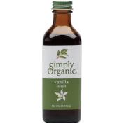 Simply Organic 28653 Organic Vanilla Extract