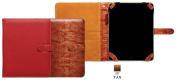 Raika SF 211 BLK Ipad Case with Loop Closure - Black