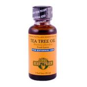 Herb Pharm 0622019 Tea Tree Oil Steam-Distilled Essential Oil - 1 fl oz