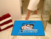 Fanmats 5028 COL - 90cm . x110cm . - Grand Valley State University All Star Mat 90cm . x110cm .