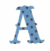 Wallcandy Arts sa Luv Letters Stars Sticker A - Pack of 2