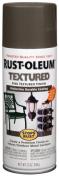 Rustoleum 7226 830 350ml Bronze Stops Rust Textured Enamel Spray Paint - Pack of 6