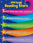 Teacher Created Resources 7769 Reading Stars Chart