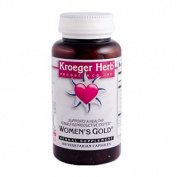 Kroeger Herb 0420497 Womens Gold - 100 Capsules