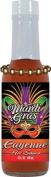 Hot Sauce Harrys MG1151 HSH Mardi Gras Cayenne Hot Sauce with Beads - 150ml