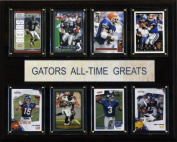 C & I Collectables 1215ATGGAT NCAA Football Florida Gators All-Time Greats Plaque