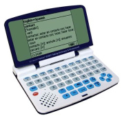 ECTACO RS500T Slovak- Talking Electronic Dictionary and Audio PhraseBook