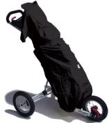 ProActive Sports DRH017-BLK Seaforth Full Bag Slicker in Black