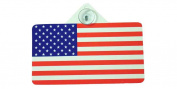 Barjan 0450421 AMERICAN FLAG SUCTION CUP