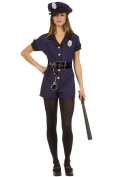 RG Costumes 78065 in The Line of Duty Teen Costume