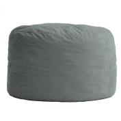 Comfort Research 0030176 3 ft. Fuf Comfort Suede Steel Grey