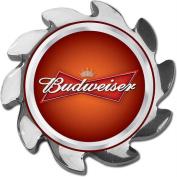 Budweiser Spinner Card Cover - Silver