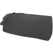Major Surplus 544755 25in. x 42in. Top Load Duffle Luggage - Black
