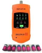 Digiwave DGT - CT - 08 - 8-Way Coaxial Cable Mapper