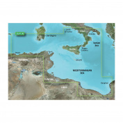 Garmin BlueChart® g2 Vision® - VEU013R - Italy Southwest & Tunisia - SD Card