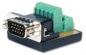 Comprehensive HD15P-TB HD15 Pin Male to Terminal Block