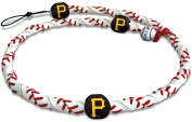 Gamewear 844214025318 Pittsburgh Pirates Classic Frozen Rope Necklace- MLB