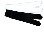 Costumes For All Occasions Ba06Wtxl Gloves Shld Lgh White Xlarge