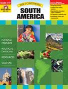 Evan Moor Educational Publishers 3732 South America