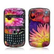 DecalGirl BBC5-COSDAM BlackBerry Curve 8500 Skin - Cosmic Damask