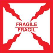 Ace Label 44206F Label - Fragile/Bilingual