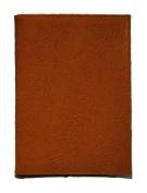 Budd Leather 550182L-3 Lizard Calf Pad Cover - Tan