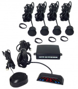 Accele Electronics BU500 - 4 Sensor Backup System With Digital Display