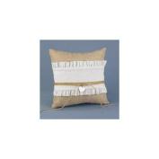 Hortense B Hewitt 20521 Rustic Romance Ring Pillow