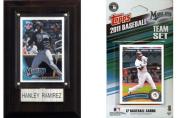 C & I Collectables 11MARLINSFP MLB Florida Marlins Fan Pack