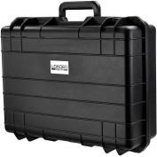Barska Optics BH11862 Loaded Gear HD-400 Hard Case Black Strap Divider