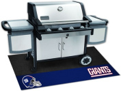 Modern Indoor/Outdoor FANMATS Rugs New York Giants 70cm . x 110cm . Grill Mat, Blue/Purple 12194