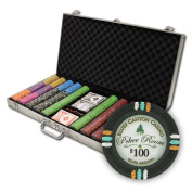 Brybelly Holdings PCS-3305 750Ct Claysmith Gaming Bluff Canyon Chip Set in Aluminium