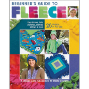 Leisure Arts 307541 Leisure Arts-Beginners Guide To Fleece