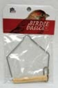 Prevue Pet Products 067220 3 x 4 Birdie Basics Birch and Wire Swing
