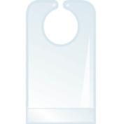 Richards Homewares 460001000 INVISIBIB-PVC Bib