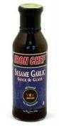 Iron Chef B77815 Iron Chef Sesame Garlic Sauce -6x14 Oz