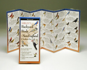 Folding Guide Sibley's Backyard Birds New England & Northern New York