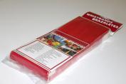Medtech Wristbands T030010060P0500 500 Supertek .190cm . Solid Red